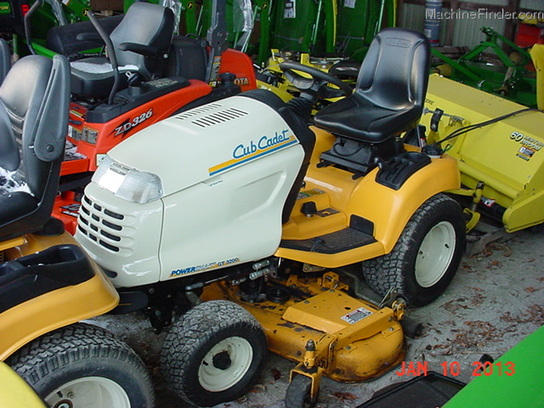 2008 cub cadet gt3200 lawn garden and commercial mowing john deere machinefinder for Bairs lawn and garden