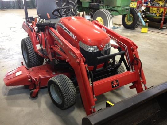 Massey Ferguson 2400 : Massey ferguson gc tractors compact hp