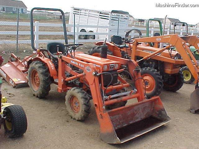 Kubota B7100 Loader : Used farm agricultural equipment john deere machinefinder