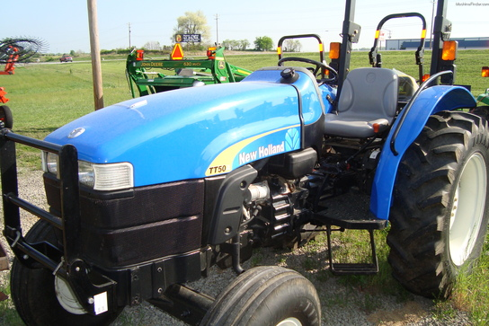 2008 New Holland TT50A
