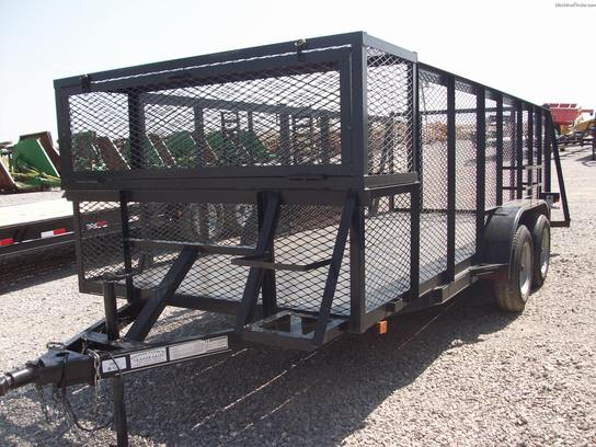 2010 Other 16x77 LANDSCAPE TRAILER