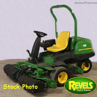 2009 John Deere 2500B 11b Greensmower