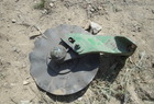 John Deere Adjustable No Till Coulters