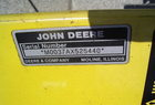 1985 John Deere 37A SNOWBLOWER