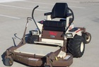 2004 Grasshopper Model 718 Front-Mount Zero-Turn Mower with 50