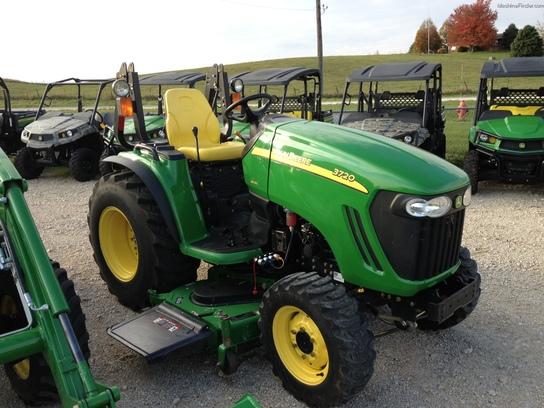 John Deere 3720 Manual : John deere tractors compact hp