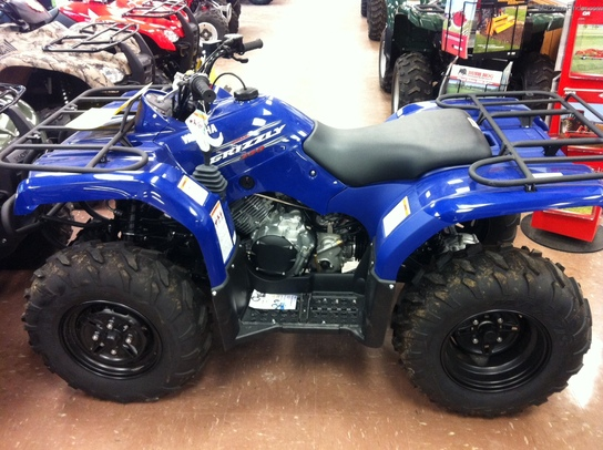 2011 Yamaha 350 Grizzly 2x4