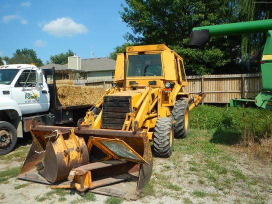 1989 Case 580k Backhoe Parts : Jcb b backhoe loaders john deere machinefinder