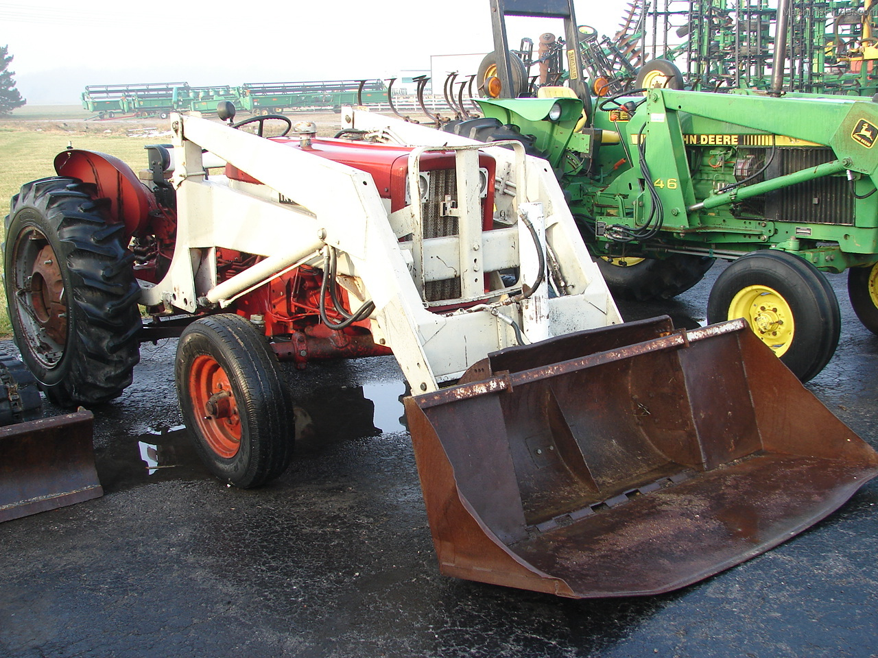 Tractor Parts Finder : International harvester tractors compact hp