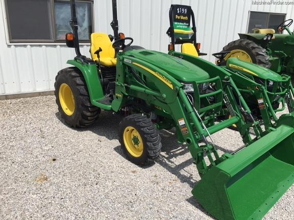 John Deere 3046R Compact Utility Tractors for Sale | [62675]