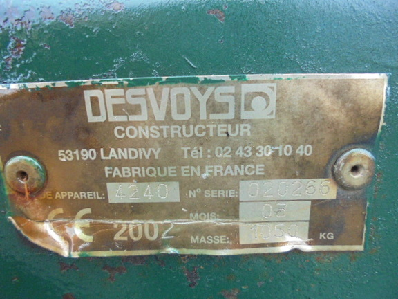 Desvoys 4240
