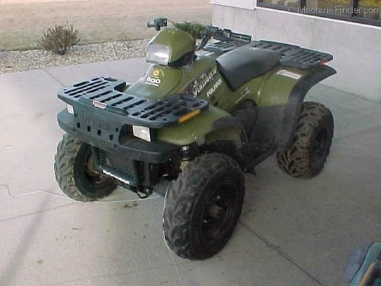 Used Polaris 500 ATV - Gator