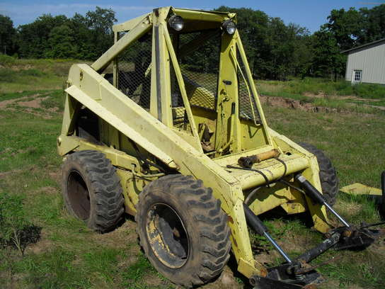 1977 Ford-New Holland L775