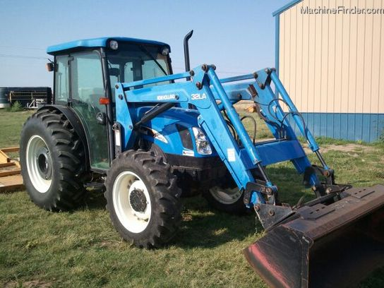 2005 Ford-New Holland TN75DA