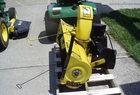 1985 John Deere 212 214 216 37A SNOWBLOWER