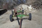 1985 A&L HOME MADE HEADER CART