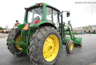2005 John Deere 6420 with 640SL Loader