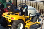 2005 Cub Cadet GT2554 L&G Tractor with 54 inch deck and snowblower