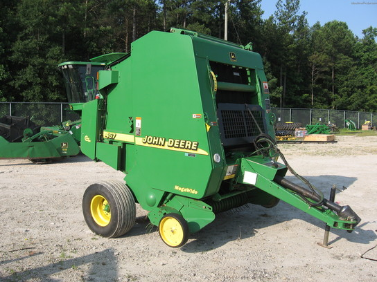 John Deere 457 Round Baler specifications Sale uk