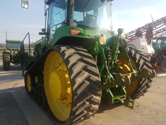 John Deere 8520 Track