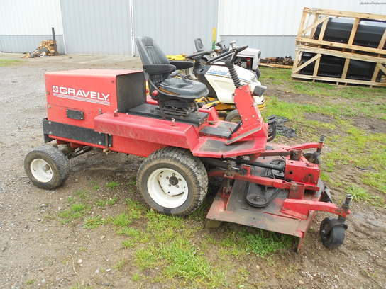 1995 Gravely Promaster 400 Diesel Lawn Amp Garden And