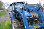 2002 New Holland TL90
