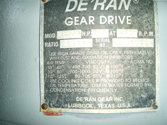 Other DE'RAN GEAR G100A