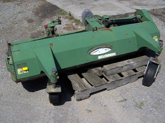"2003 Trimax 72"" FLAIL MOWER FOR F935"