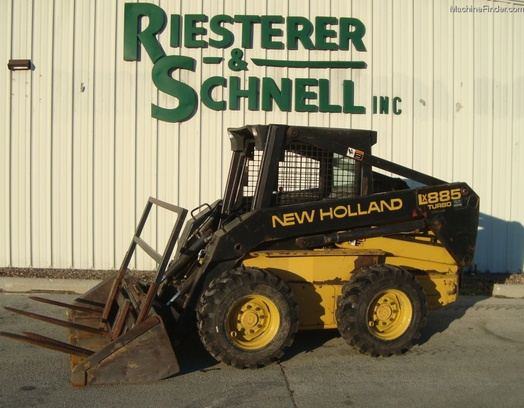 1995 New Holland LX885