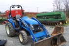 2005 New Holland TC40DA