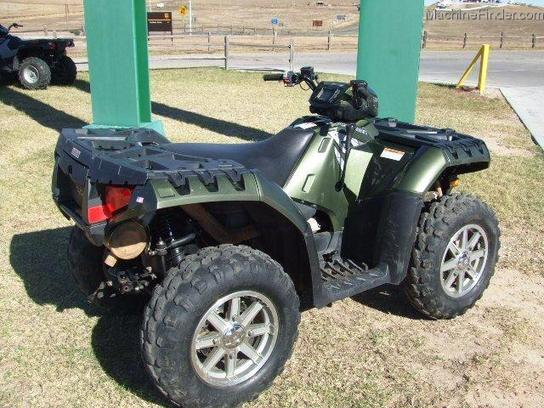 2010 Polaris SPORTSMAN 550 EPS LE
