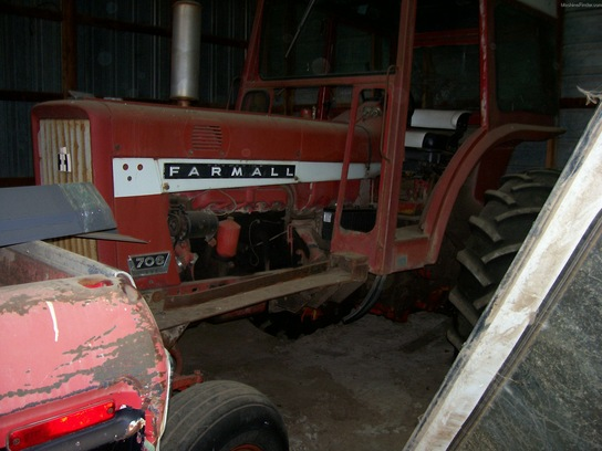 1966 International Harvester 706