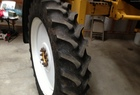2001 New Holland SF550