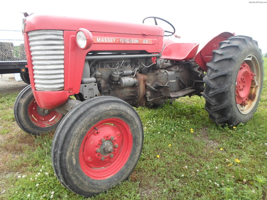 1958 Ferguson Tractor Attachments : Massey ferguson mf tractors compact hp