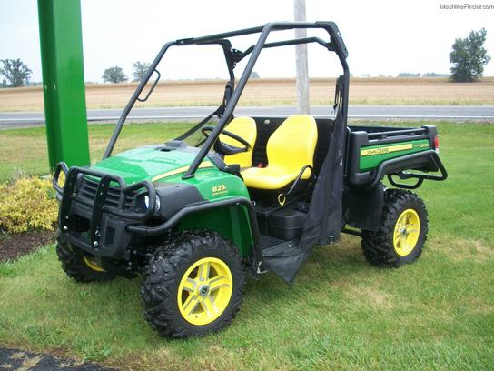2014 john deere 825i atv 39 s and gators john deere machinefinder. Black Bedroom Furniture Sets. Home Design Ideas
