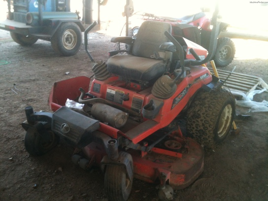2001 Kubota Zd21 Lawn Amp Garden And Commercial Mowing