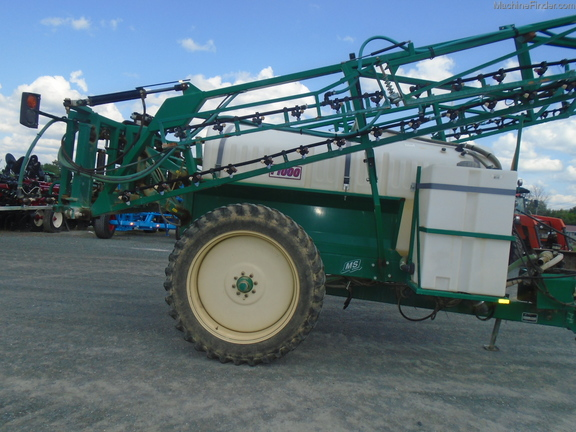 2006 MS Sprayers T1000