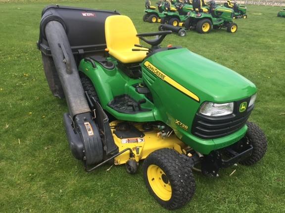 John Deere Awd Garden Tractor Garden Ftempo