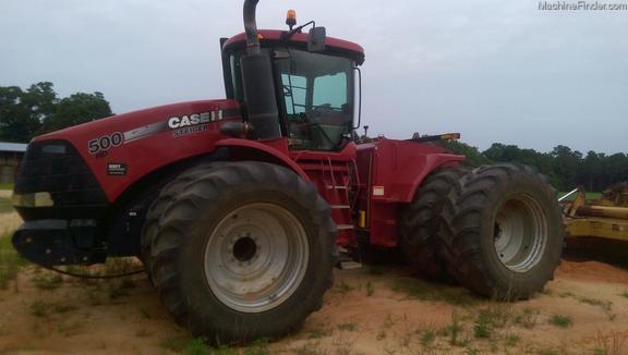 2011 Case IH 500
