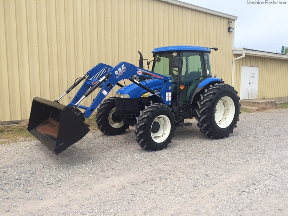 Ford-New Holland TD5050