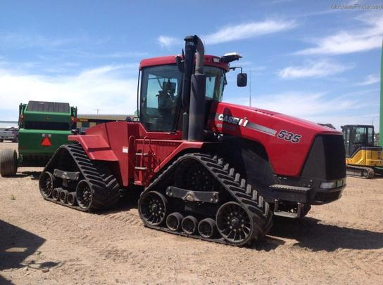 2009 Case IH QUADTRAC 535