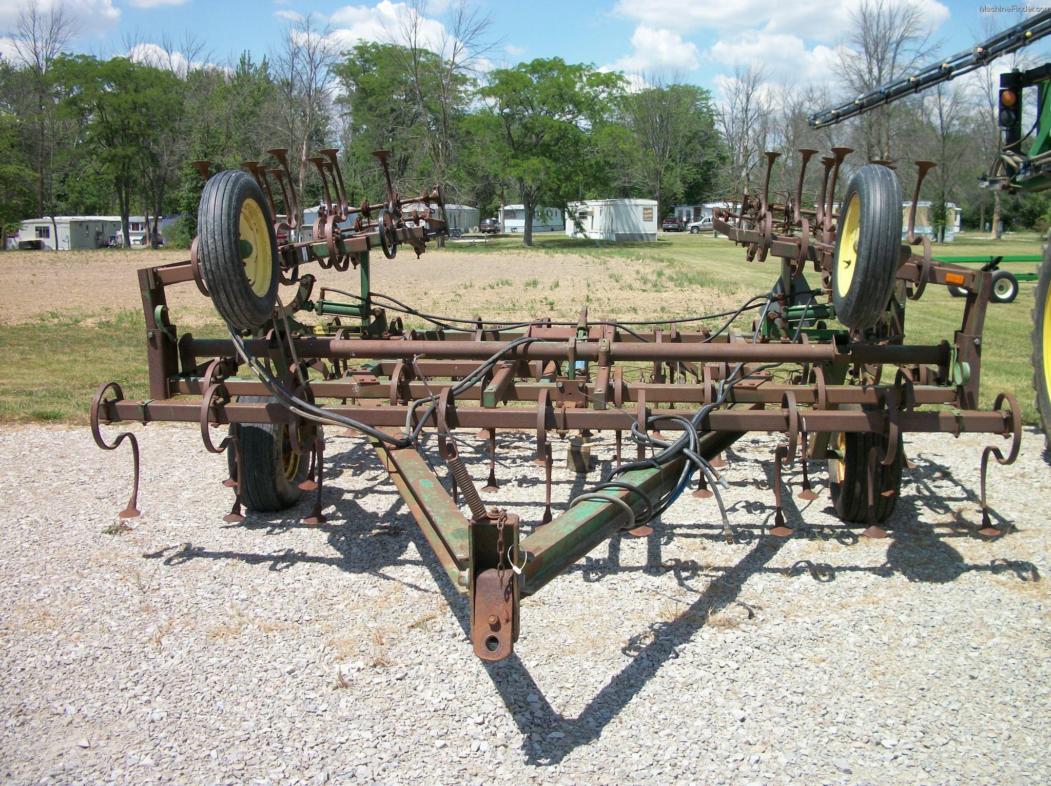 Rolling Cultivator Parts : John deere tillage machinefinder