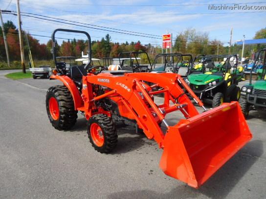 2011 Kubota L3800 Tractors - Compact  1-40hp