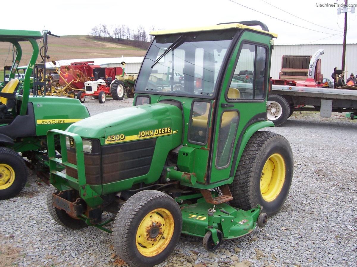 John Deere 3400 Hood : John deere tractors compact hp