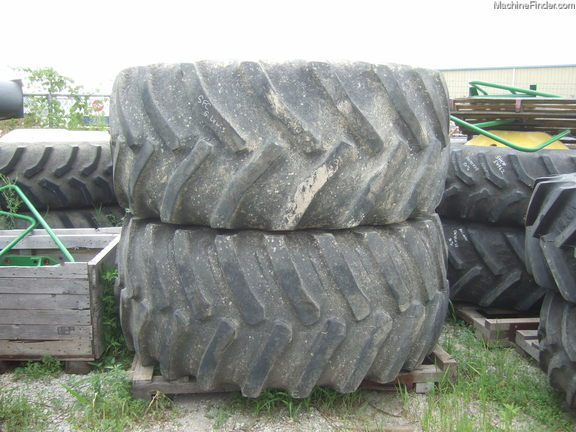 Goodyear 800/70R38 Tires and Wheels