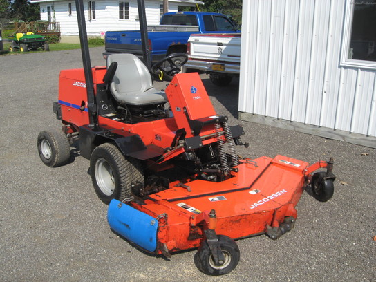 2002 Jacobsen Turf Cat T628D