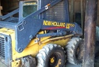 2001 New Holland LS150