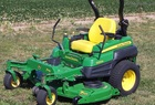 "2010 John Deere Z950A Z-Trak mower with 60"" ""7-Iron"" deck"