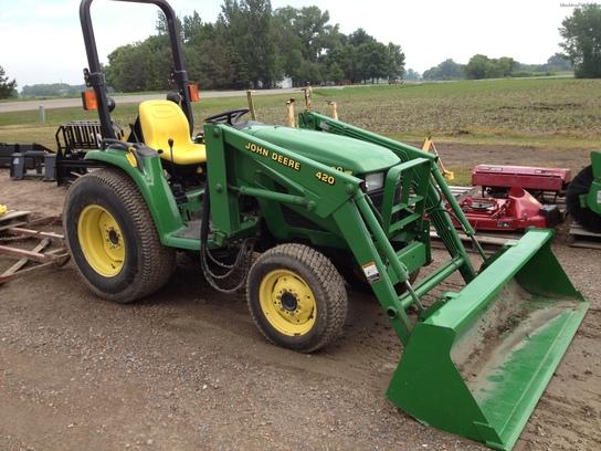 1999 John Deere 4300 Tractors - Compact (1-40hp.)
