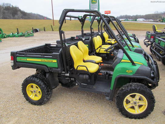 2012 john deere xuv 825i atvs gators john deere machinefinder. Black Bedroom Furniture Sets. Home Design Ideas